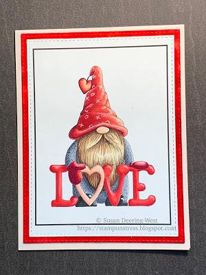 gnome love letters223