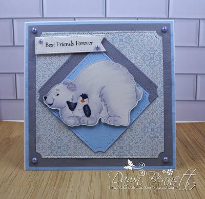 Polar Bear and Friend Jan