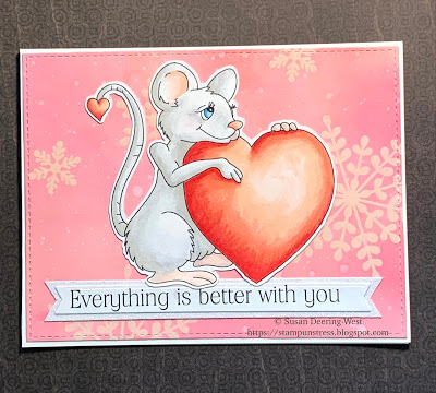 Valentine rat 2021